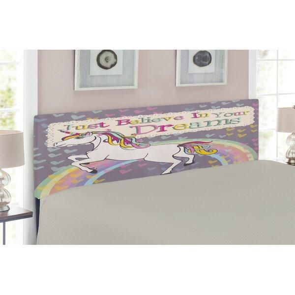 Teen Upholstered Panel Headboard by East Urban Home East Urban Home
