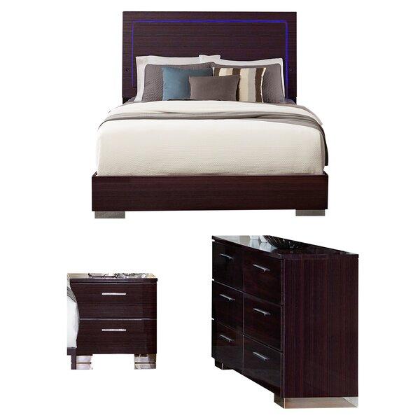 Pearce Panel Configurable Bedroom Set by Brayden Studio