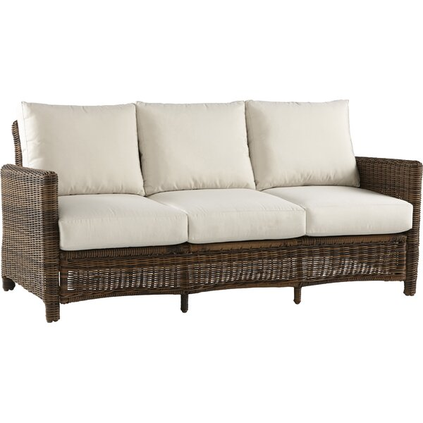 Sprouse Del Ray Sofa with Cushions by Bay Isle Home Bay Isle Home