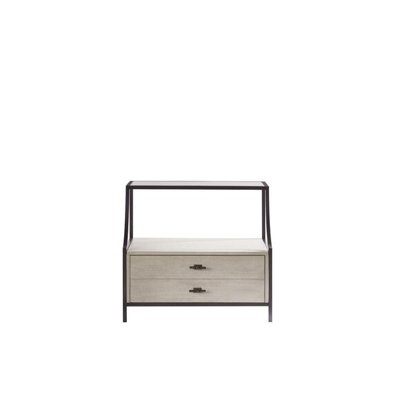 Johnathan Nightstand by Gracie Oaks