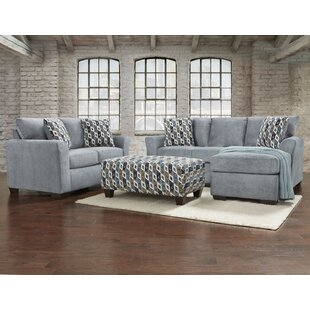 Paes 3 Piece Living Room Set by Red Barrel Studio®