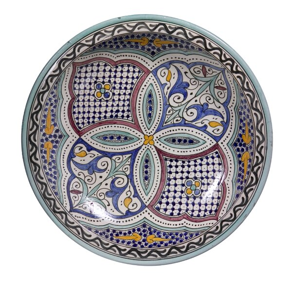 Juno Serving Platter by Mistana