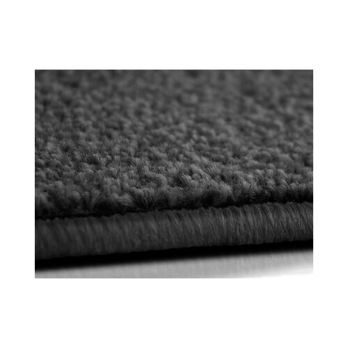 Future Tense Tufted Anthracite Rug Ebern Designs Rug Size: R