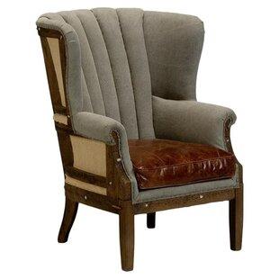 Attirant Marburg Wingback Chair