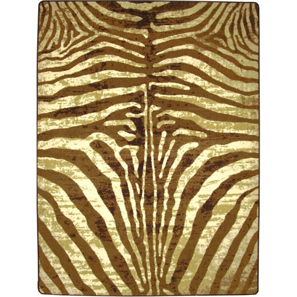 Specialty Senegal Caramel Area Rug by American Dakota