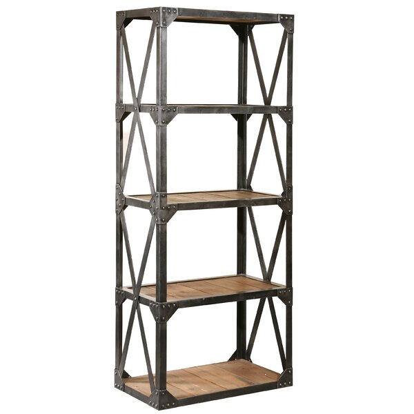 Bleeker Etagere Bookcase by Furniture Classics