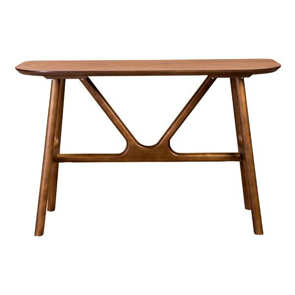 Corrigan Studio Brown Console Tables