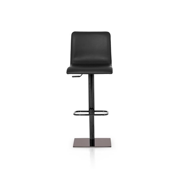 Rest Swivel Adjustable Height Bar Stool By YumanMod