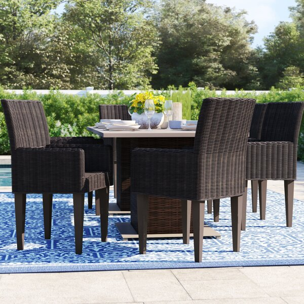 Fairfield Patio Dining Chair (Set of 6) by Sol 72 Outdoor