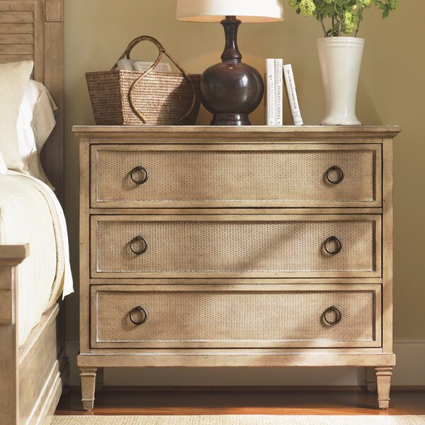 Monterey Sands Morro Bay 3 Drawer Dresser by Lexington