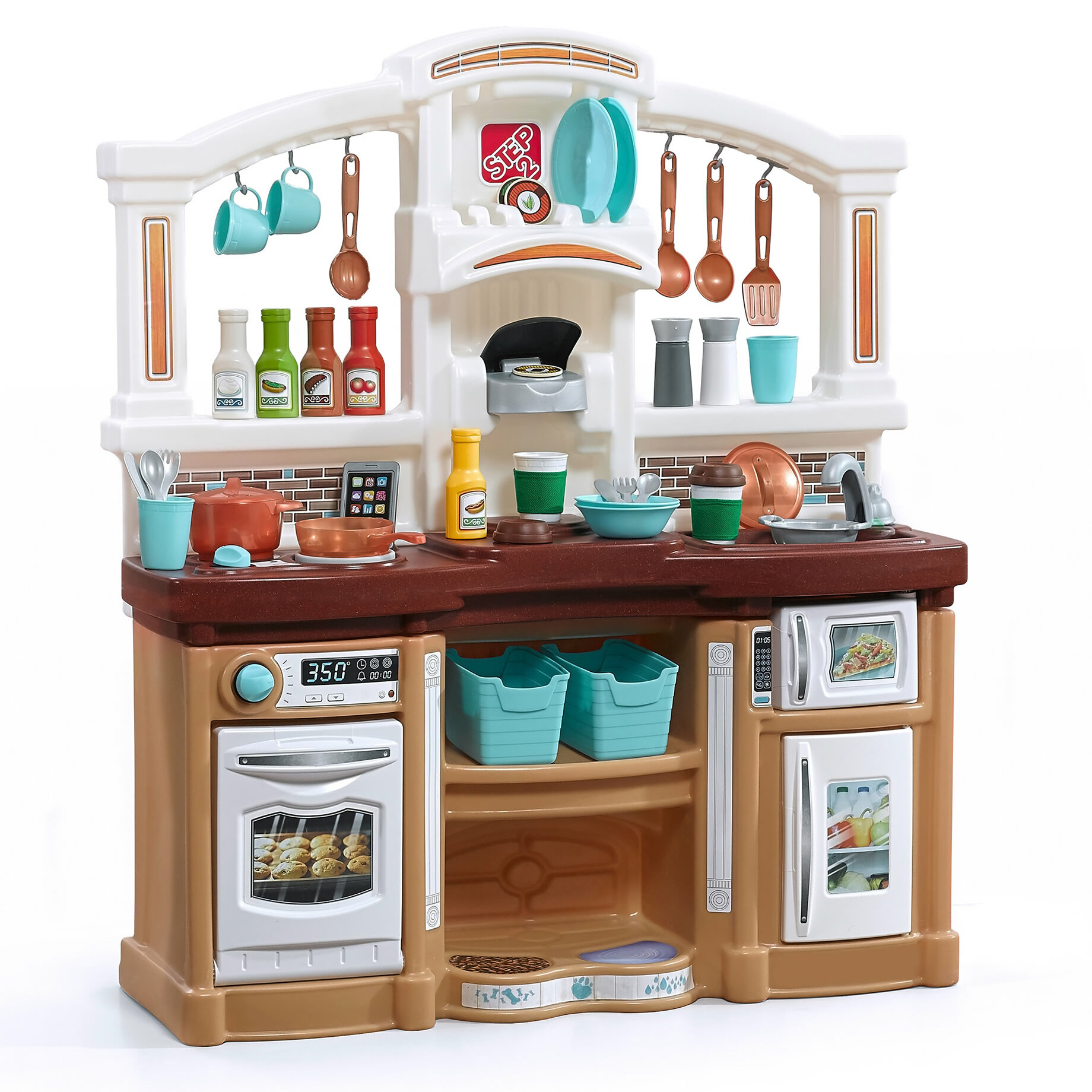 Step2 Fun with Friends Kitchen Set & Reviews | Wayfair