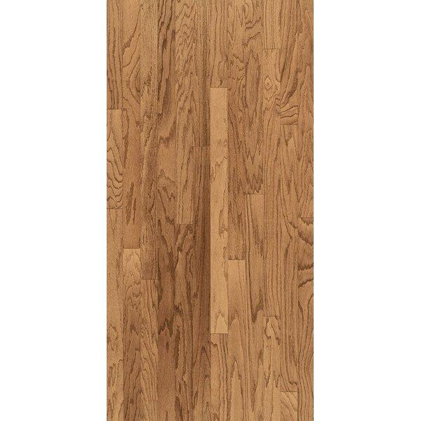 Turlington 3 Engineered Oak Hardwood Flooring in Low Glossy Harvest by Bruce Flooring