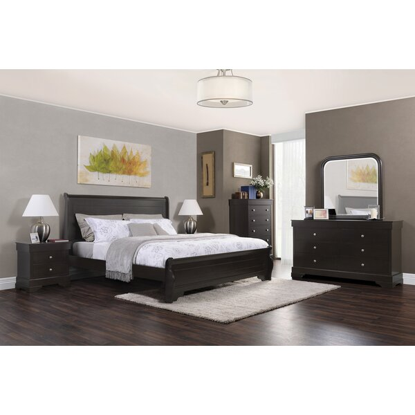 Manhattan Platform Configurable Bedroom Set by Domus Vita Design