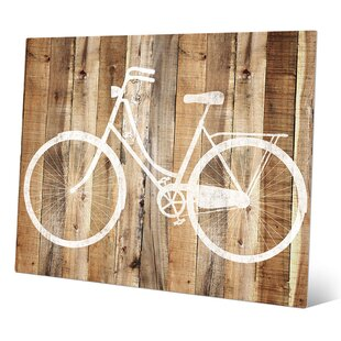 Superieur U0027Bicycle Woodu0027 Wall Art