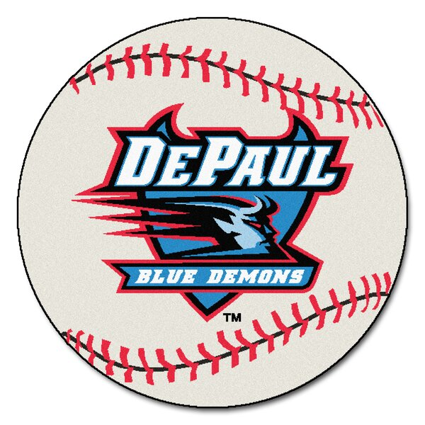 NCAA DePaul University Baseball Mat by FANMATS