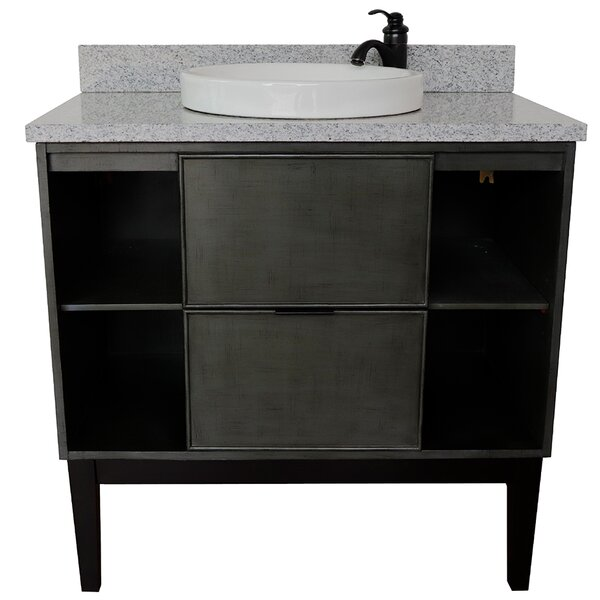 Aston 37 Single Bathroom Vanity by Bloomsbury Market