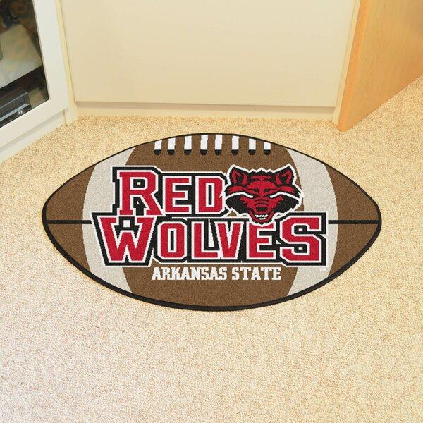 NCAA Arkansas State University Football Doormat by FANMATS