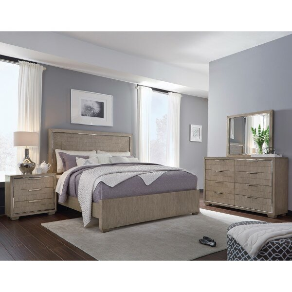Lorenz Queen Standard Bed by Brayden Studio