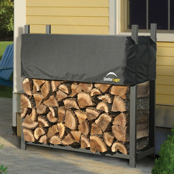 Ultra Duty Log Rack by ShelterLogic