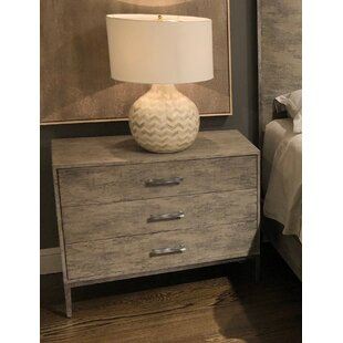 Cameron 3 Drawer Nightstand by Stanley Furniture