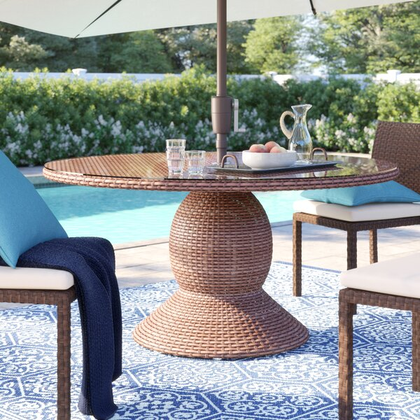 Waterbury Dining Table by Sol 72 Outdoor