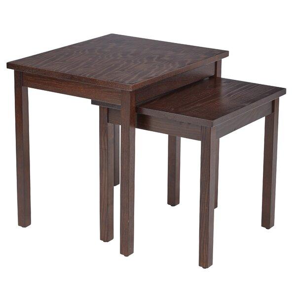 Fabiano 2 Piece Nesting Tables By Brayden Studio