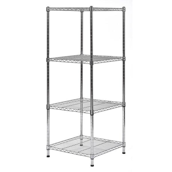 47 H x 18 W Wire Shelf Slim Spacesaver by Sandusky Cabinets