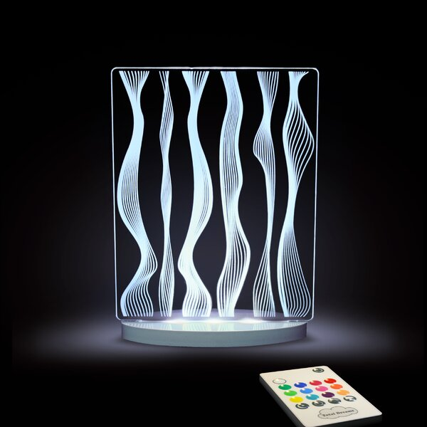 Deco Waves LED Night Light by CompassCo