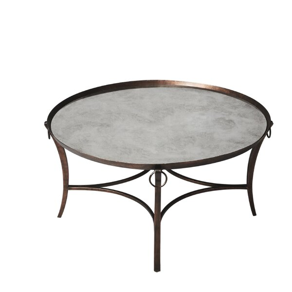 Perinton Coffee Table With Tray Top By Darby Home Co