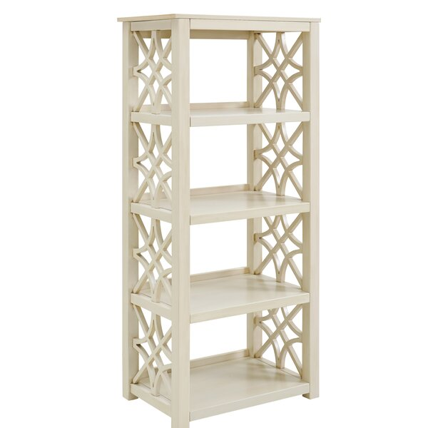 Vicente Standard Bookcase by Highland Dunes