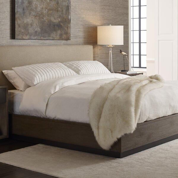 Rasch Upholstered Standard Bed by Brayden Studio