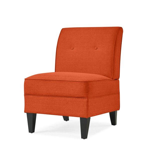 @ Klein Slipper Chair by Wrought Studio  #$199.99!