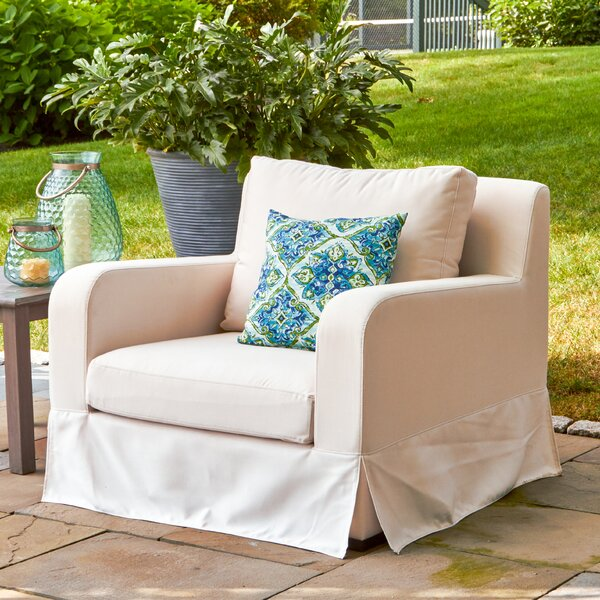 Stefano Lounge Chair with Cushions by Birch Lane™