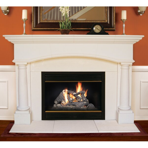 Kington Fireplace Mantel By Americast Architectural Stone