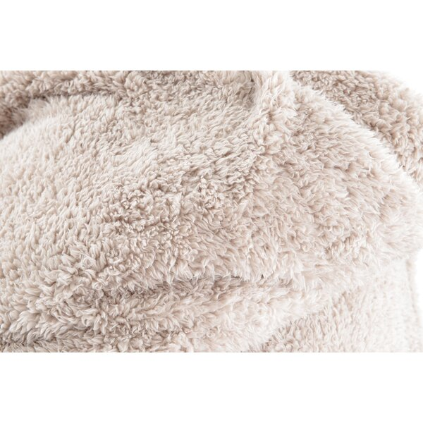 Remona Oversized Plush Sherpa Large Throw by Ivy Bronx