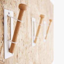 Single Wall Hook by NestedNY