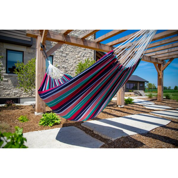 Quahog Double Tree Hammock by Bay Isle Home