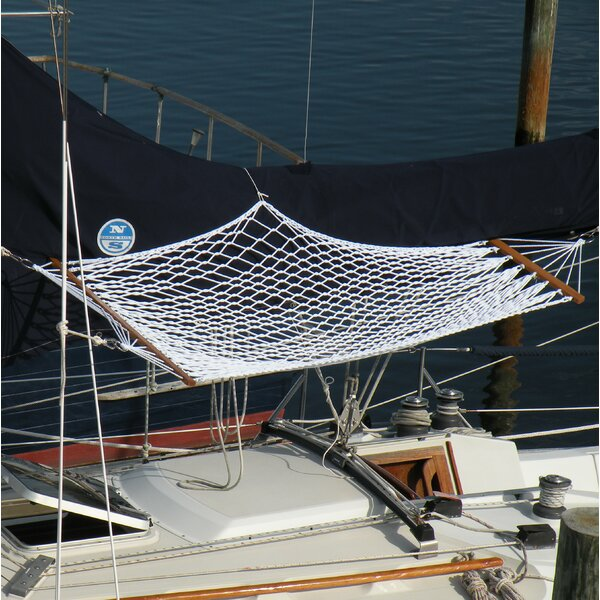 Reinaldo Sailboat Tree Hammock by Freeport Park