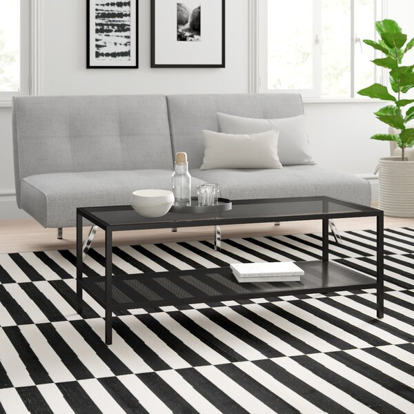 Longmeadow Coffee Table With Storage By Zipcode Design