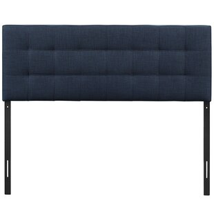 Online Reviews Francis Upholstered Panel Headboard by Zipcode Design
