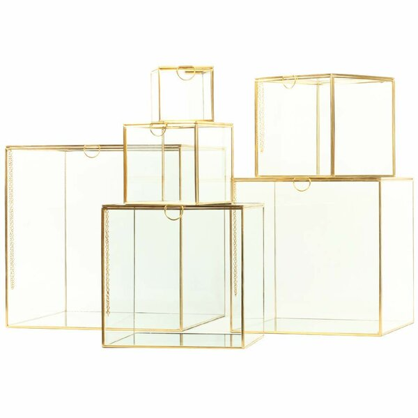 Museum Display Cases Cube Boxes by Koyal Wholesale