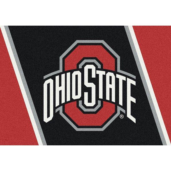 Collegiate Ohio State University Buckeyes Mat by My Team by Milliken