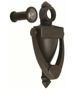 Charmant Anvil Mark® Door Knocker U0026 Viewer