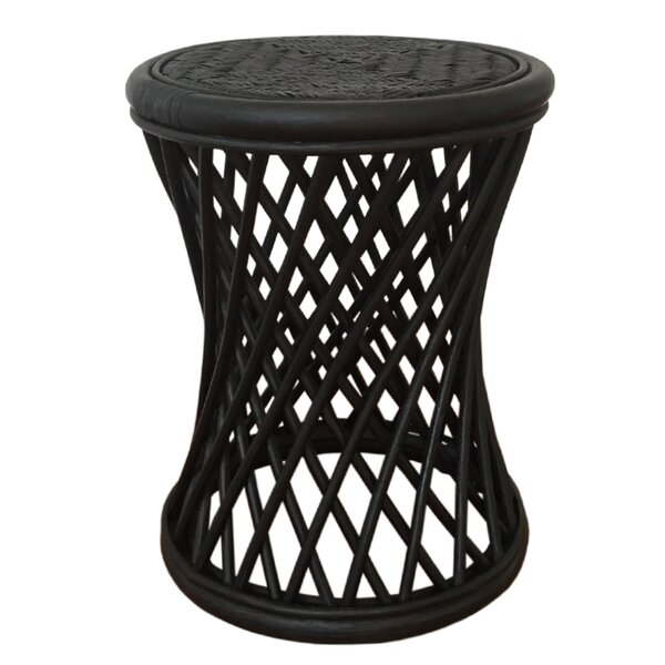 Mikki Rattan Wicker Stool by Rattan Wicker Home Furniture