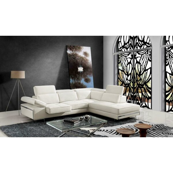 Bradham Sectional by Orren Ellis