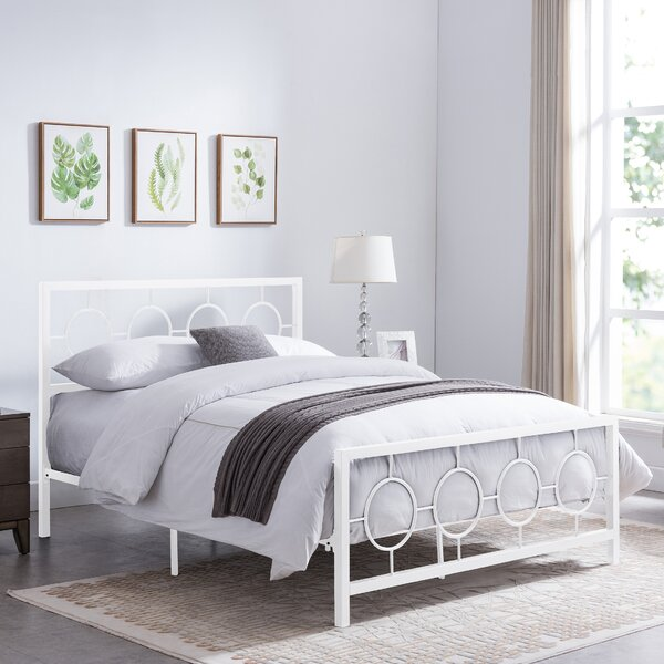 Maxeys Queen Platform Bed by Wrought Studio