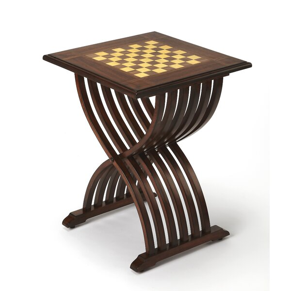 20 Tammerlin Game Chess Table by Butler