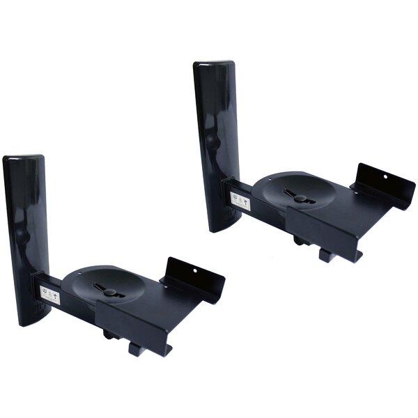 Ultragrip Pro Side Clamping Wall Speaker Mount (Set of 2) by B-Tech