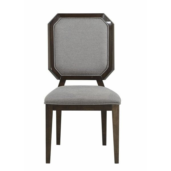 Bloomington Upholstered Dining Chair (Set of 2) by Foundry Select