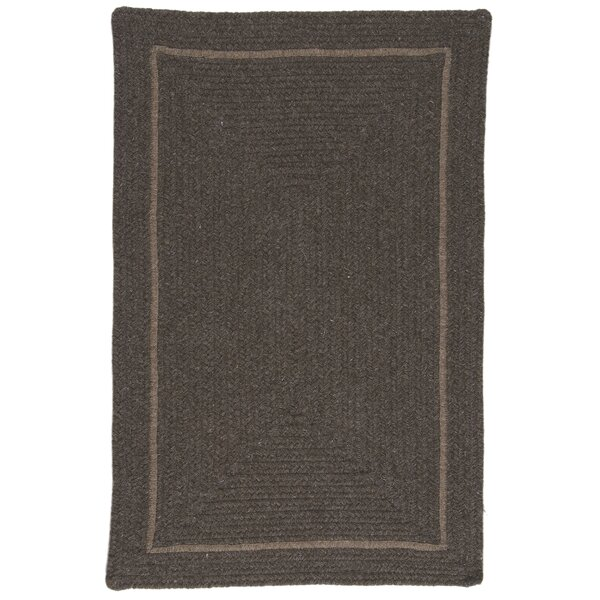 Shear Natural Rural Earth Area Rug by Colonial Mills